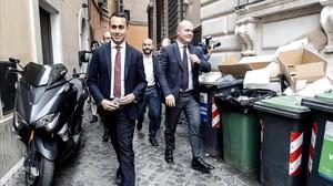 Els populistes, a un pas de formar govern a Itàlia