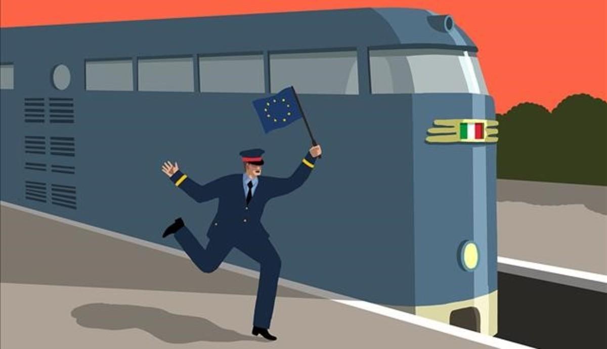 ¿Puede Italia descarrilar?