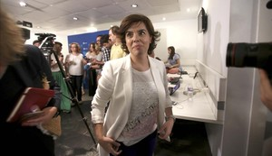 El Govern decideix col·locar Santamaría en el Consell d'Estat