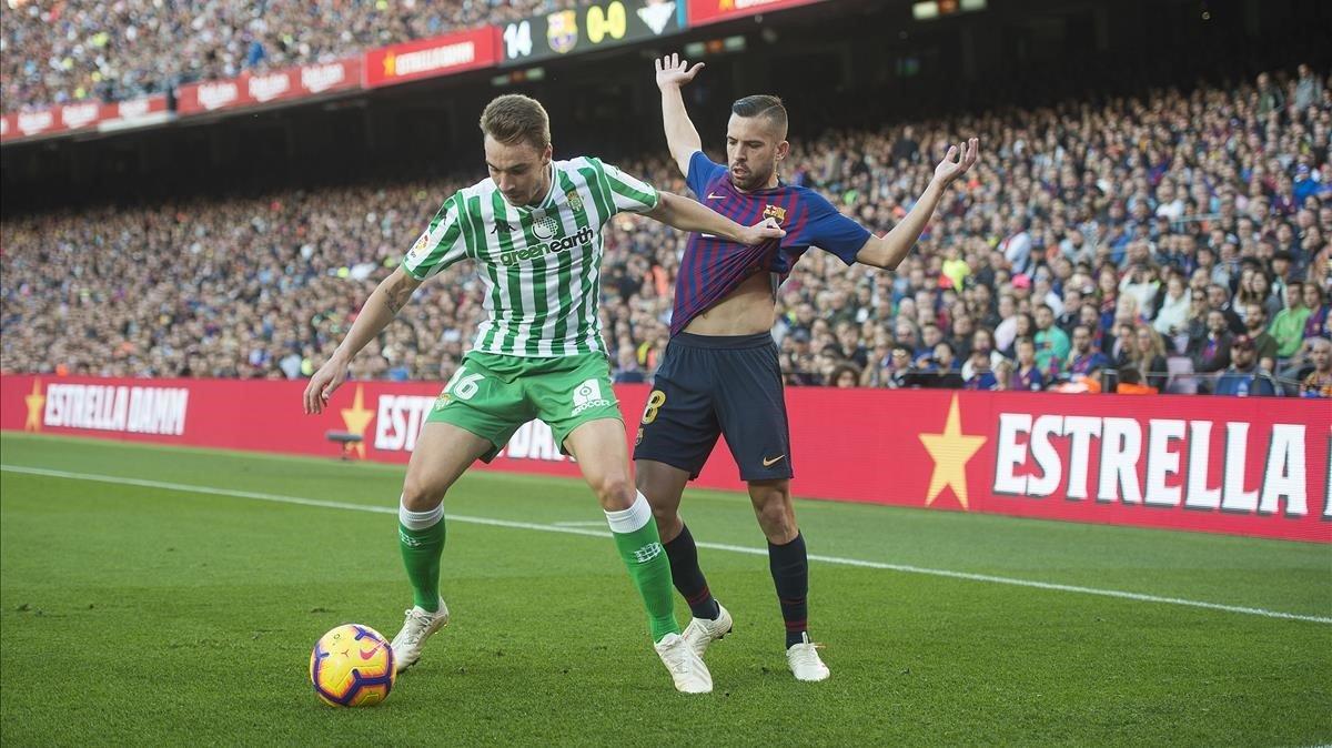 Rubi afirma que Loren no anirà al Barça «al 99,9%»