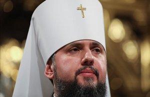 L'Església Ortodoxa Ucraïnesa nomena com a patriarca un jove de 39 anys