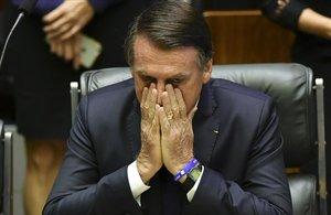 El 'mite Bolsonaro' es desinfla