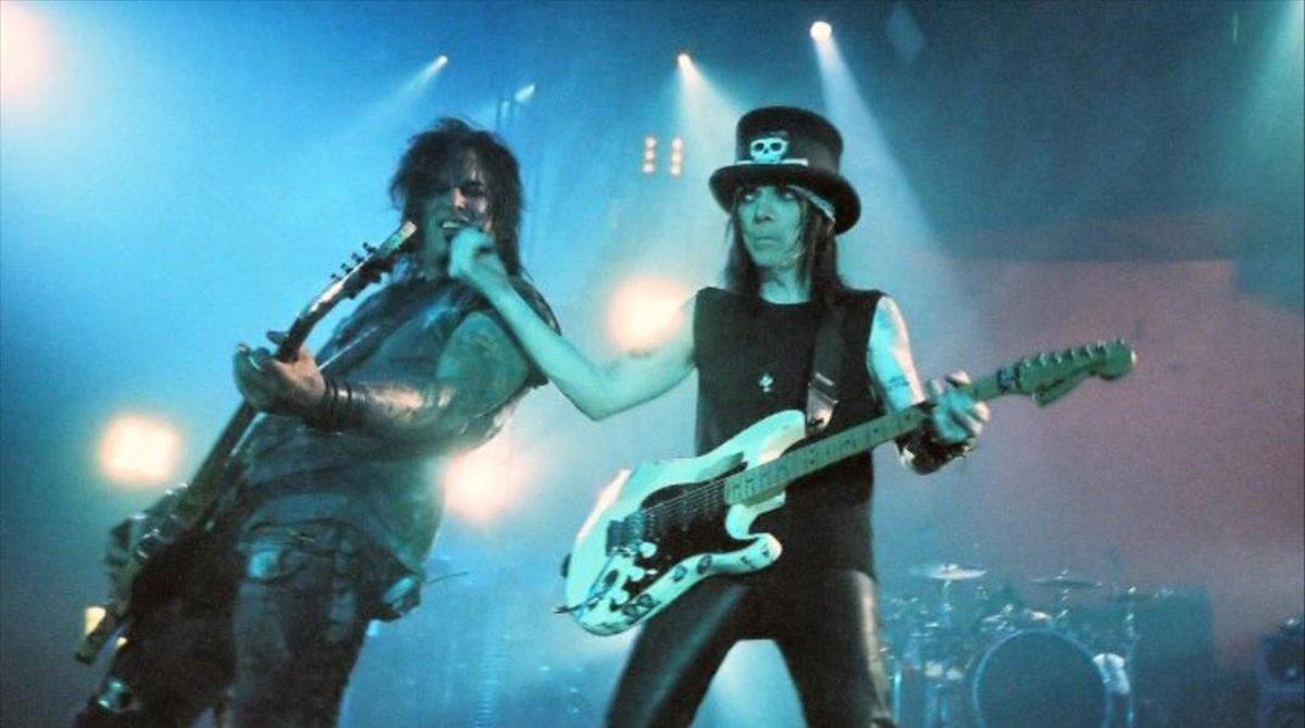 Mötley Crüe: drogas, alcohol y delitos sexuales