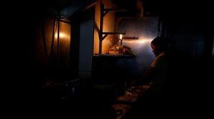 Un nou tall elèctric bloqueja l'activitat quotidiana a Veneçuela