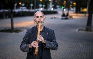 """Horacio Curti: """"Vaig començar a tocar i alguna cosa em va fer sentir com a casa"""""""