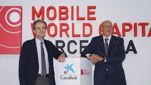 CaixaBank entra en el patronato de la fundación Mobile World Capital Barcelona