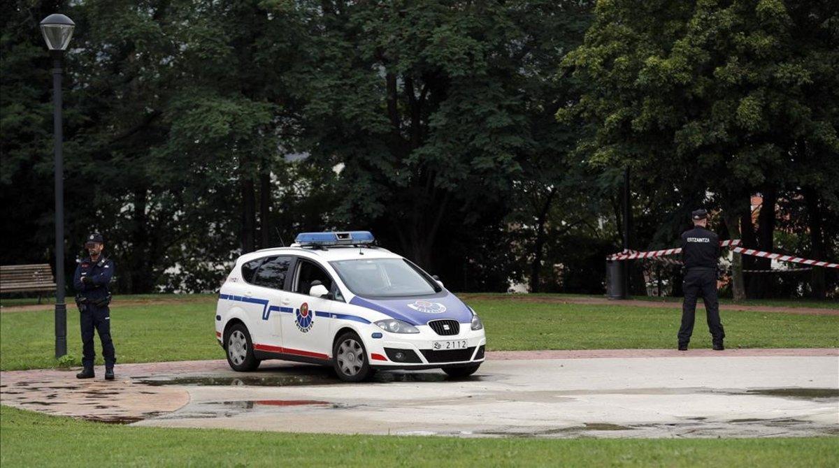 Els sis arrestats per la violació grupal a Bilbao passen davant del jutge