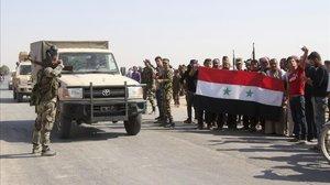 Els kurds s'alien amb Assad per frenar l'ofensiva turca