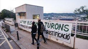 Veïns dels Tres Turons es reorganitzen contra els enderrocs