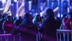 L'Aràbia Saudita arresta 50 persones per assetjament sexual durant un festival