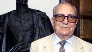 Carlos Seco Serrano, decano de los historiadores españoles, ha fallecido este domingo en Madrid.