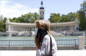 Els 19 grans parcs de Madrid obren portes aquest dilluns