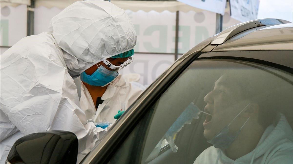El Kazakhstan desmenteix les afirmacions xineses sobre un nou virus més mortal que el coronavirus