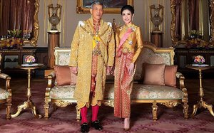 Torna el trio al palau de Tailàndia