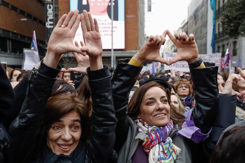 Clamor entre las periodistas de Madrid