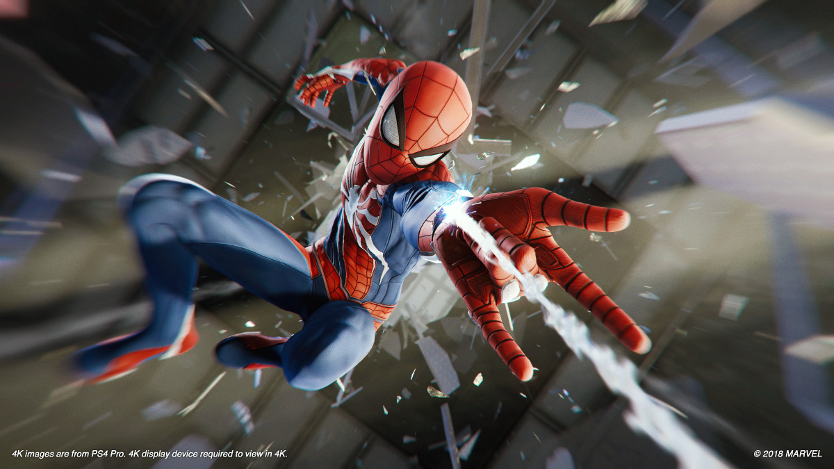 Analisis De Spider Man Ps4 Puro Goce