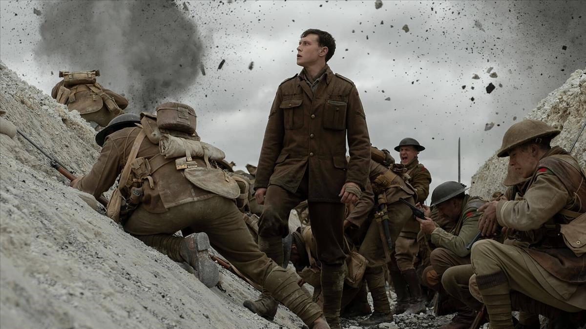'1917' y el arte de narrar sin cortes