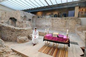 Sant Boi viatja a l'època romana de la mà d'actors locals