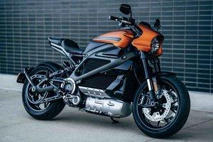 La Harley-Davidson eléctrica, el modelo LiveWire TM.