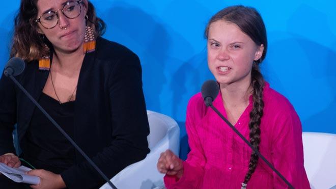 Greta Thunberg electritza l'ONU amb ciència, ràbia, emoció i veritat