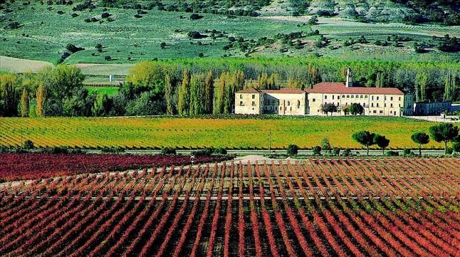 Abadía Retuerta LeDomaine, el mejor hotel de España, según TripAdvisor.