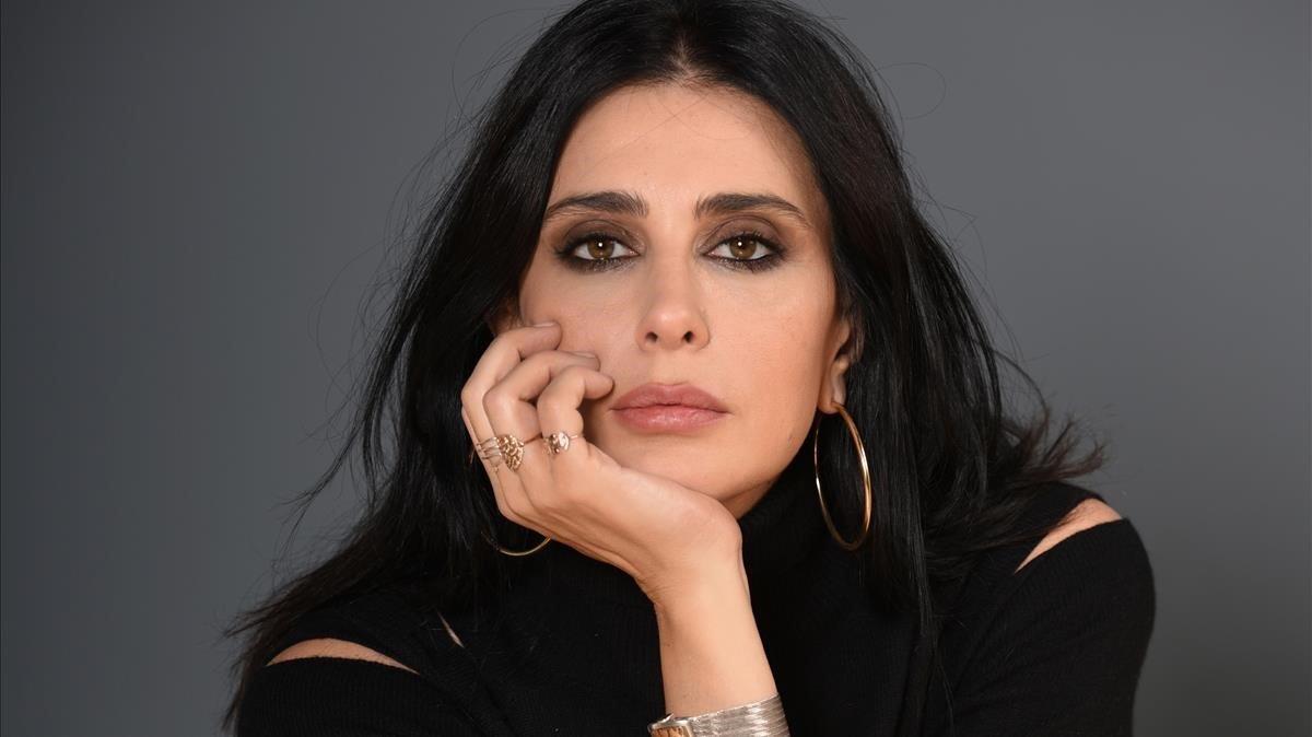 La actriz y directora libanesa Nadine Labaki.