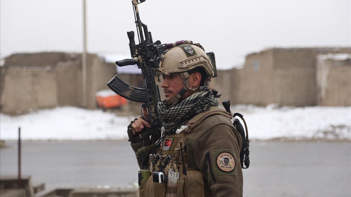 La Ofensiva Taliban Pone En Jaque Al Gobierno De Afganistan