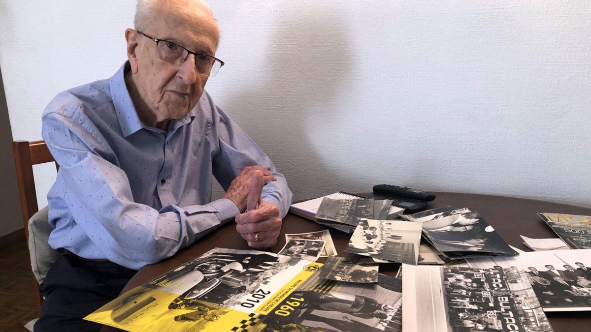 Albert Nomen, uno de los fundadores de Bultaco.