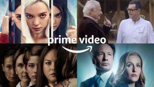 Algunas de las novedades de Amazon Prime Video en julio.