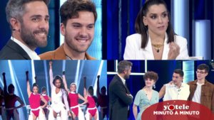 Algunos de los momentazos de la gala 5 de 'OT 2020'.