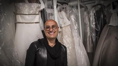 Ángel Sánchez, el arquitecto de las novias