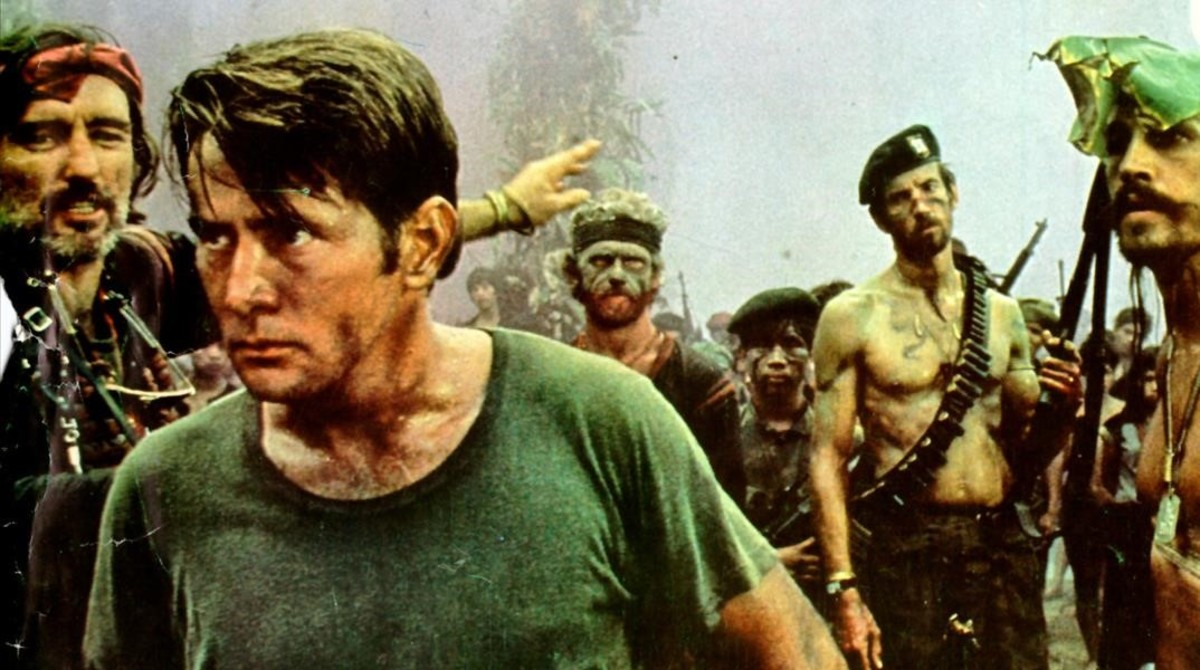 Apocalypse Now, la película en la que participó Michael Herr como guionista.