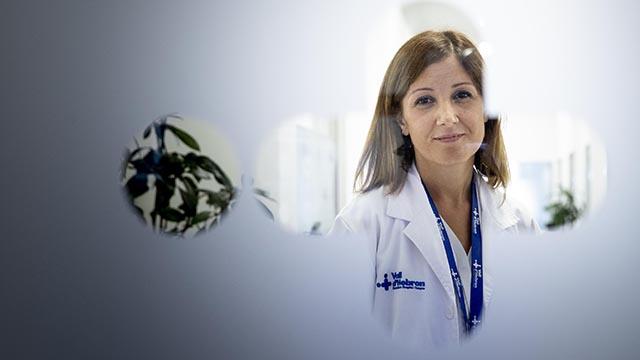 Aroa López: «Els sanitaris som forts emocionalment, però tenim un límit»