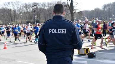 La policía frustra un atentado en la media maratón de Berlín