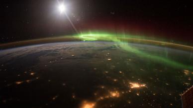 El ciclo de las auroras boreales se acerca a su mínimo