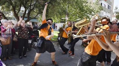 """""""¡Defended la música de calle!"""""""
