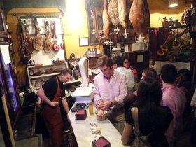 Bar Antigua Abacería de San Lorenzo, de Sevilla.