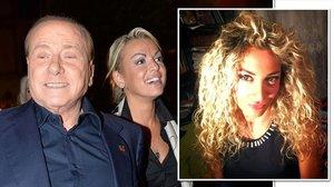 Berlusconi cambia su novia de 34 años por una más joven.