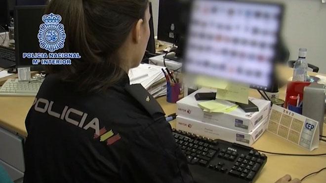 Cae una red de pornografía infantil que operaba en varias provincias españolas.