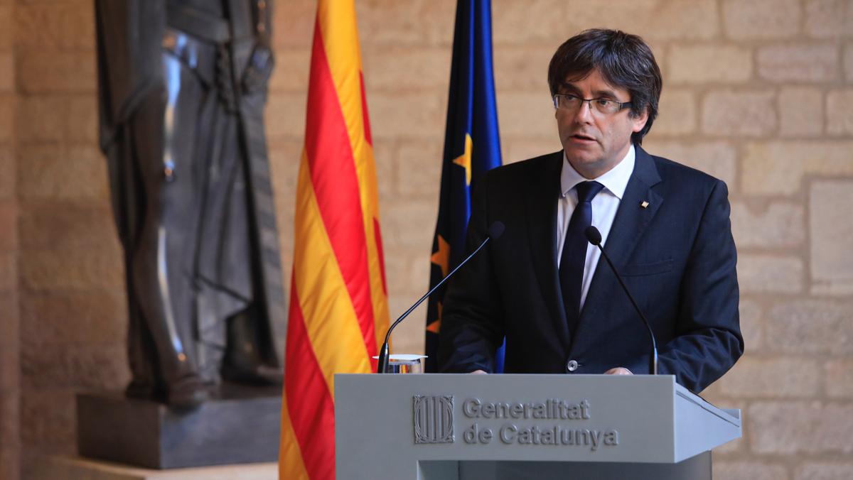 Carles Puigdemont no convoca elecciones anticipadas en Catalunya.