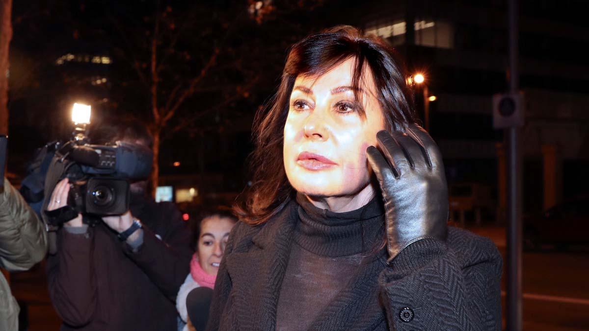 Carmen Martínez-Bordiú, duquesa de Franco por la gracia del PP