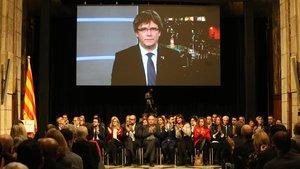 El fiscal reclama 8 milions d'euros a Puigdemont per l'1-O