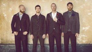 Coldplay, en una imagen promocional de 'Everyday life'