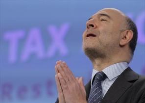 Pierre Moscovici, comisario de Asuntos Economómicos de la UE.