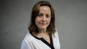 Cristina Tardáguila, reportera brasileña ganadora del premio periodístico que concede EL PERIÓDICO.