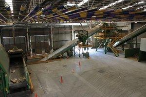 L'AMB assumeix la gestió de la planta de residus voluminosos de Gavà-Viladecans