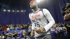 DeMarcus Cousins en el All Star 2017