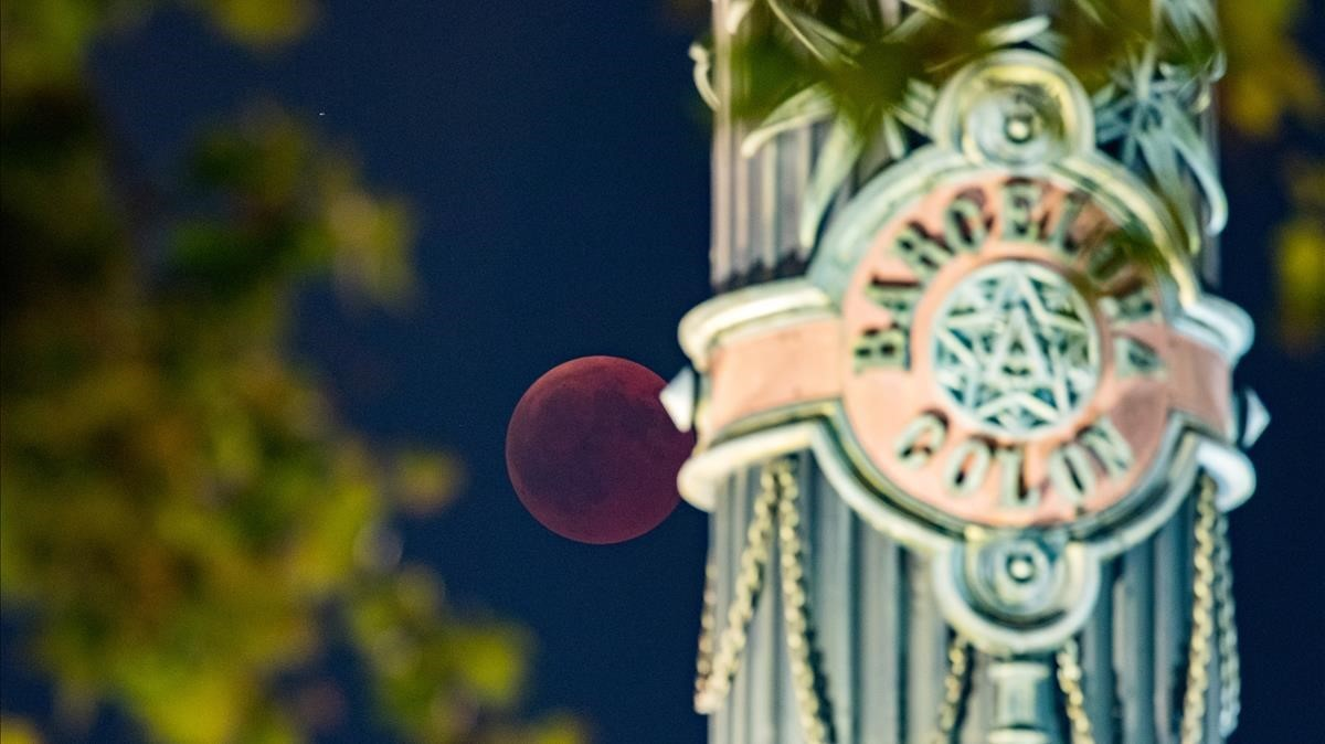[EN VIVO] Luna de Sangre: Sigue el streaming del eclipse lunar total