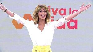 Así ha sido el debut de Emma García al frente de 'Viva la vida'