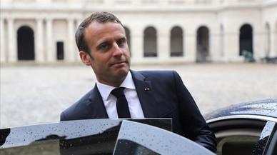 Arrecian las críticas a Macron por su silencio en la crisis del Aquarius